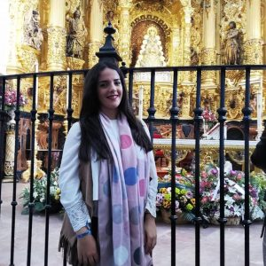Rocío Carmona, Pregonera Joven 2019