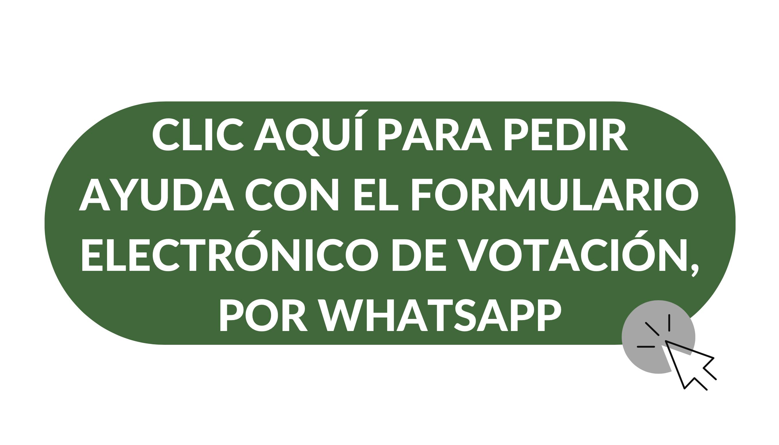 Boton ayuda WhatsApp